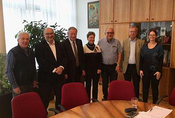 The Office executive board met in Vienna